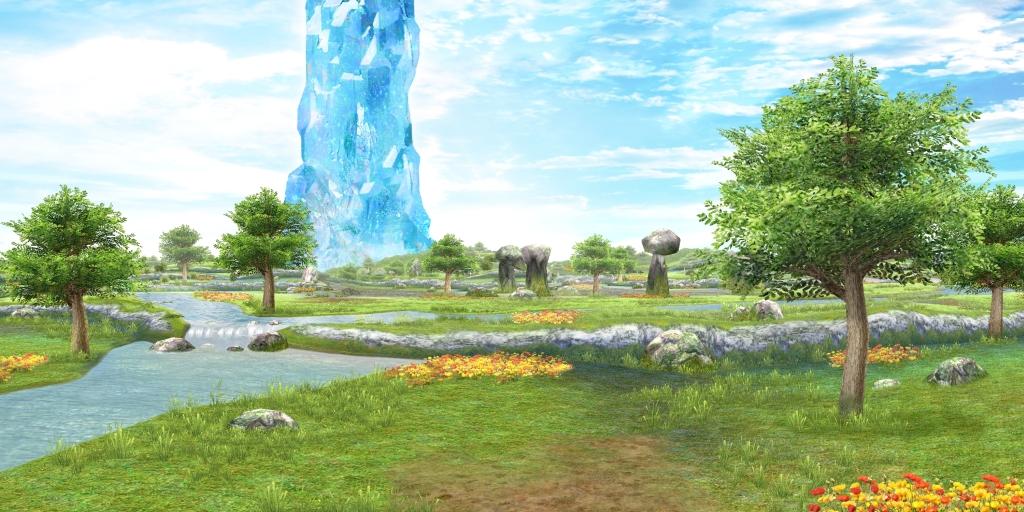 ファイナルファンタジーシリーズ最新作「FINAL FANTASY EXPLORERS」の画像が公開