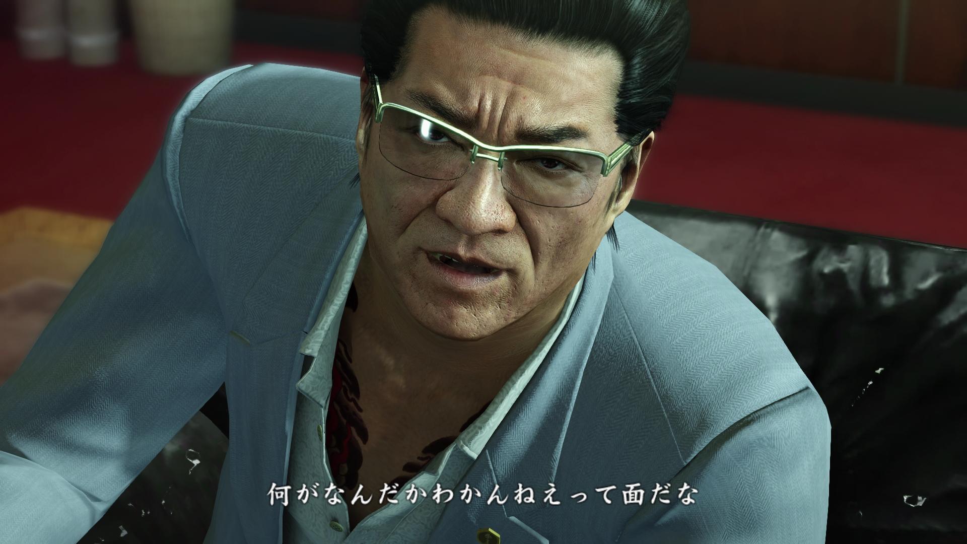 【速報】PS4 龍が如くのヤクザ 完全に実写になる