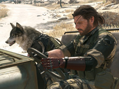 ��E3 2015�ϡ�METAL GEAR SOLID V: THE PHANTOM PAIN�ץߥå���󳫻ϤޤǤ�ή�줬��ǧ�Ǥ���ץ쥤�ǥ���ݡ��ȡ���������ݶ�ϻ���û�̤Τ�