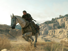 ��METAL GEAR SOLID V: THE PHANTOM PAIN�פΥե������ȥ���ץ�å���󡣥᥿�륮���Ȥ��Ƥμ��ϥ֥줺����ͳ�٤�����Ū�˸���