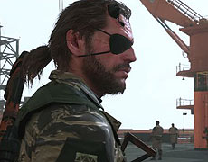��METAL GEAR SOLID V: THE PHANTOM PAIN�ס��ޥ����١������FOB����饤��פ˥ե�����������30ʬ���κǿ��ץ쥤�ǥ⤬��