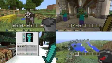 Minecraft: Xbox One Edition