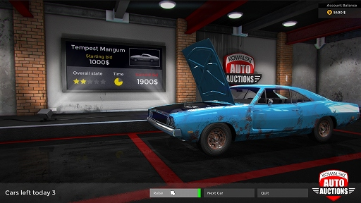 Car Fixing Games Steam