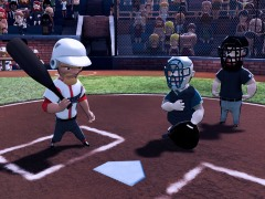 �ϥ?��Steam���� ��82��3Ƭ�Ȥ�����ã�����깭����ѥ�ե�ǥ��ߥ������奲�����Super Mega Baseball:Extra Innings��