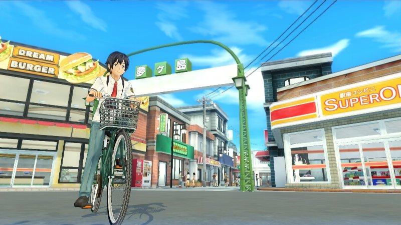 【PS4】 D3、オープンワールドで女の子と恋愛したり盗撮したりできる作品を発表!!!