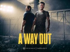 EAの新作アドベンチャー「A Way Out」,英語版がPC/PS4/Xbox One向けに国内発売決定。2018年上旬リリース予定