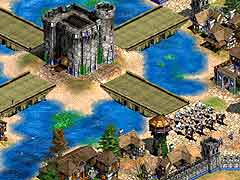 �����ȥ?���ॷ�祦2015����11��ϡ���ޥ������ǤΡ�Age of Empires II: The Age of Kings�פǡ������������ƼԤ��ܻؤ���