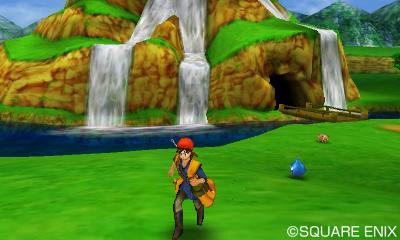 3DS版ドラクエ8はシンボルエンカウントへ ドルマゲスの過去編も収録