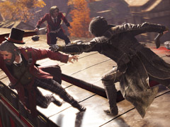 [E3 2015]「Assassin's Creed Syndicate」のディレクターに話を聞く。シングルプレイのみの仕様は,ストーリーに焦点を当てるため