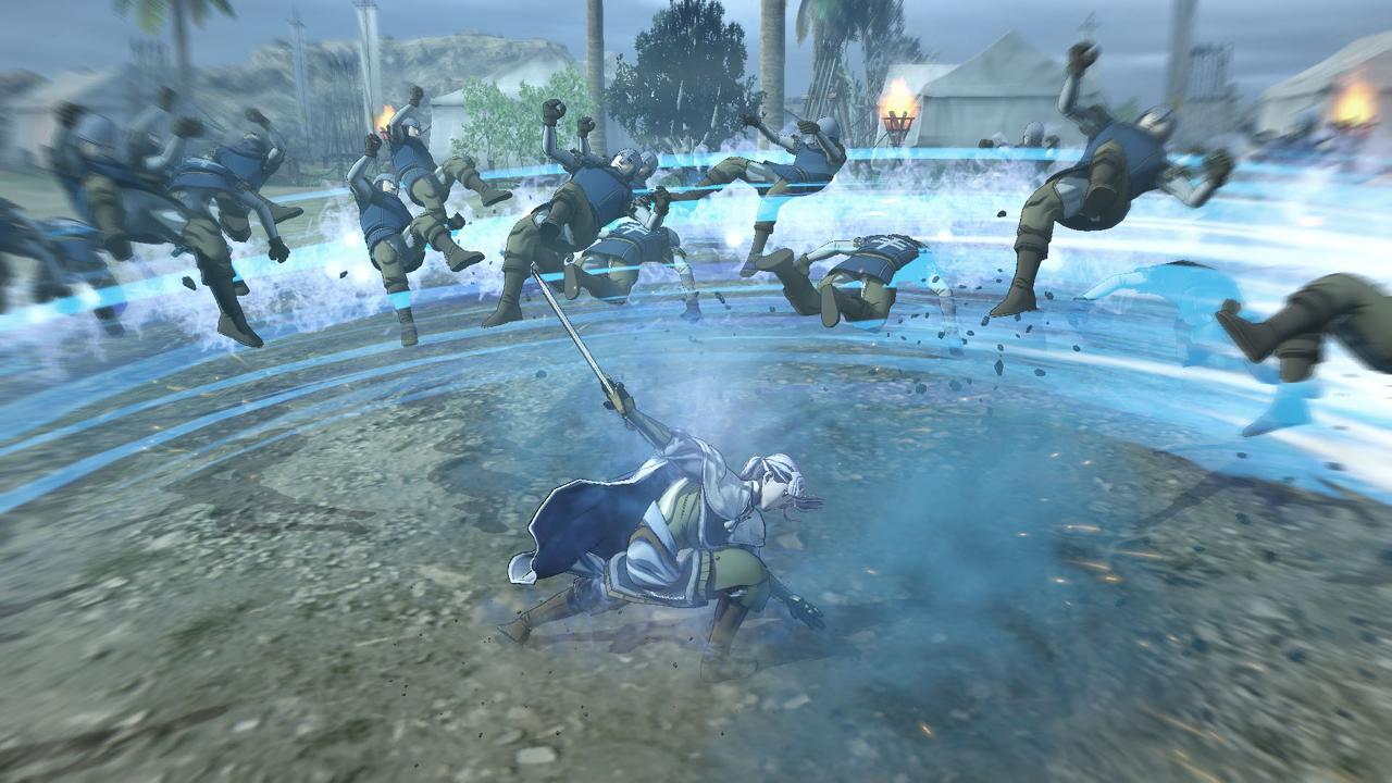 アルスラーン戦記×無双 アニメ「アルスラーン戦記」と「無双」がコラボした「アルスラーン戦記×無双