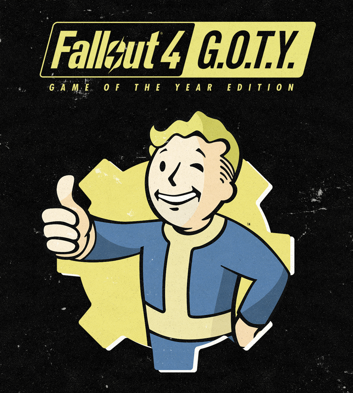 Fallout 4 Game of the Year Edition | PlayStation 4 | GameStop