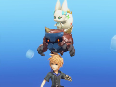 ��WORLD OF FINAL FANTASY�׽��פΥ���ץ�å�����ץ쥤�ࡼ�ӡ��ȤȤ�ˤ��Ϥ������ߥ����ʷ�ϵ��ǥ��������ʤ࿷����FF��