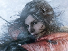 ��Rise of the Tomb Raider�פ�PC�Ǥ�PlayStation 4�Ǥ�2016ǯ�˥�꡼��