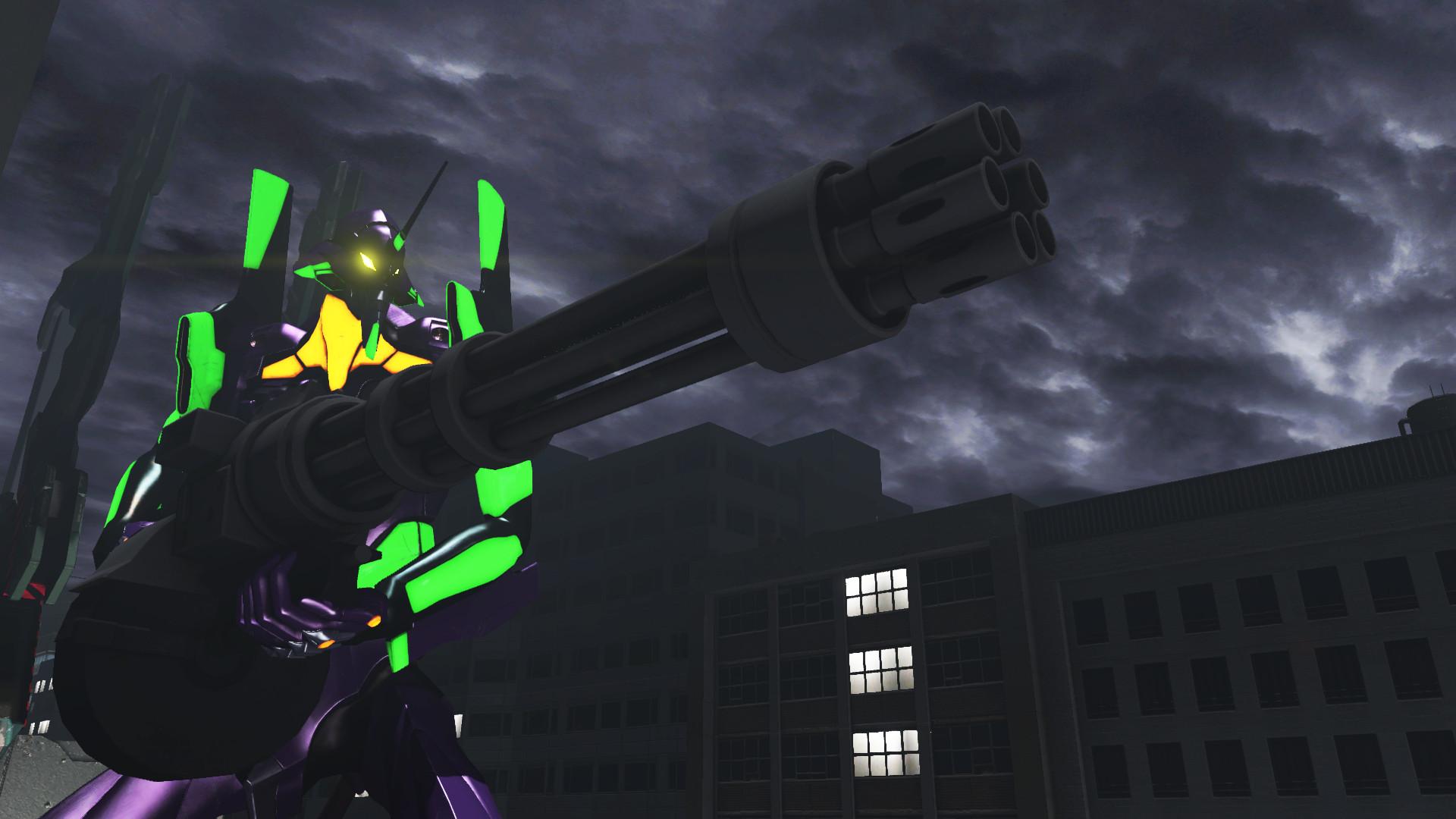 SFサバイバル・アクションアドベンチャー「巨影都市」,第3の巨影の正体は「汎用ヒト型決戦兵器」。新たな巨影のシルエットも公開SFサバイバル・アクションアドベンチャー「巨影都市」,第3の巨影の正体は「汎用ヒト型決戦兵器」。新たな巨影のシルエットも公開