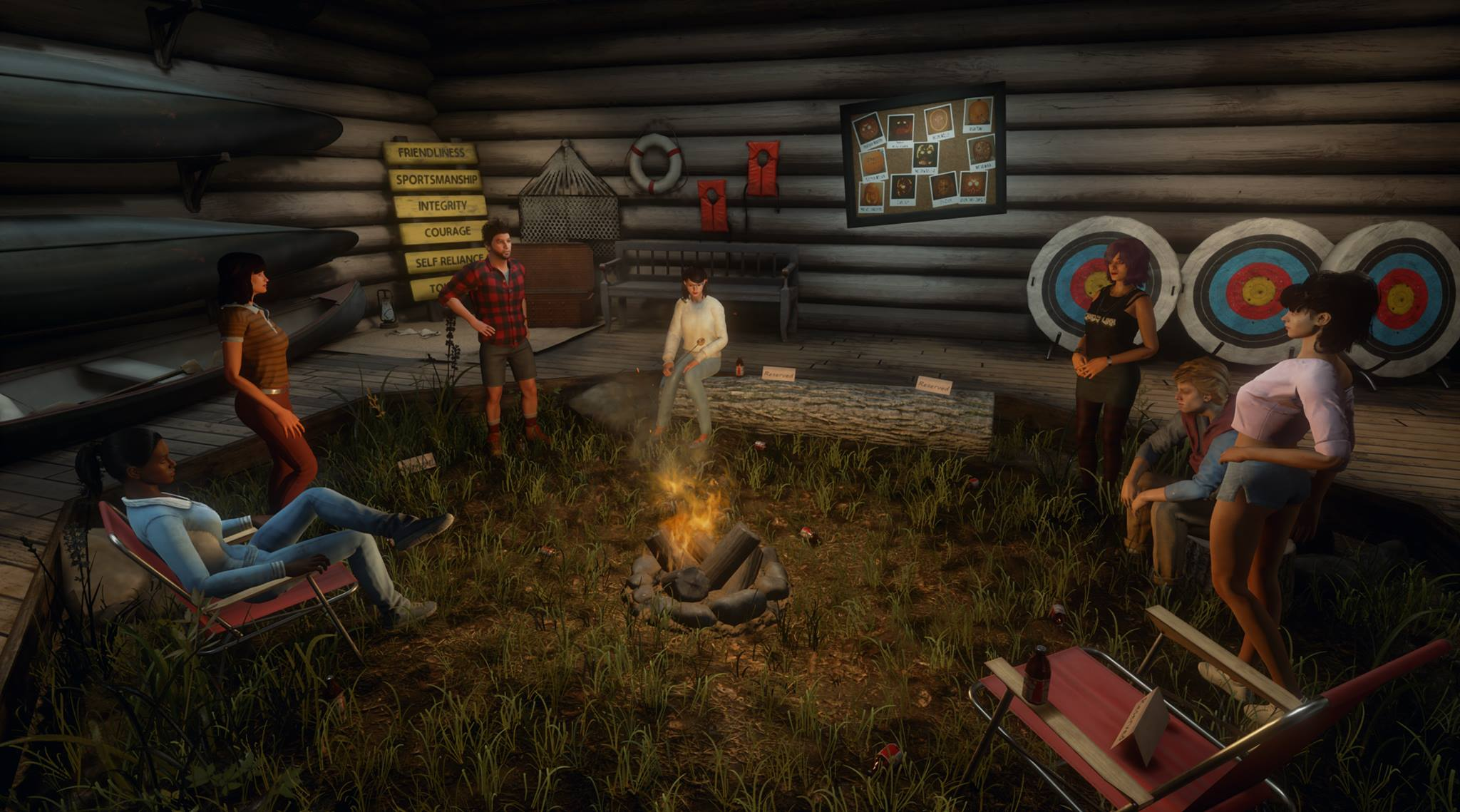 Camp counselor part 2 - 1 part 3