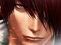 ��THE KING OF FIGHTERS XIV�פΥ�����Ҳ�ȥ쥤�顼��2�Ƥ�Ȭ�������ࡣȬ�� �á��ޥ��奢���Х����κǿ��ץ쥤ư�褬���
