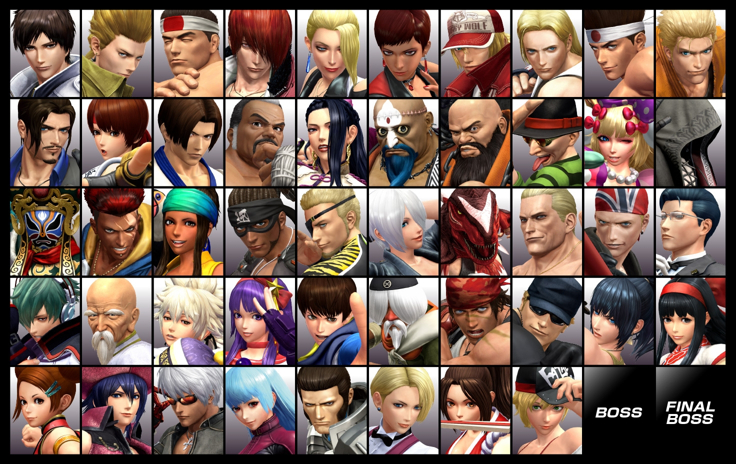 【KOF】THE KING OF FIGHTERS シリーズ総合★Part43 [無断転載禁止]©2ch.netYouTube動画>31本 ->画像>34枚