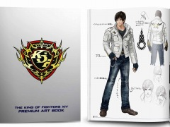 ��THE KING OF FIGHTERS XIV�פν����ŵ��PREMIUM ART BOOK�פξܺ٤���DLC�������塼���CLASSIC KYO�ɤΥץ쥤ư���