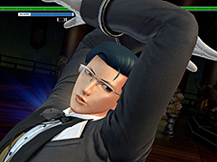��THE KING OF FIGHTERS XIV�ץ�����Ҳ�ȥ쥤�顼��10�Ƥϡ֥����������������ס��������ߥ������ȥӥ꡼�������ƿ�����顦�ϥ���ι���