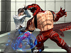 ��THE KING OF FIGHTERS XIV�ס�7������3�⡼�ɤ��Ͽ�����θ��Ǥ��ۿ���������ȡ����ȥ쥤�顼��DL����ŵ�������