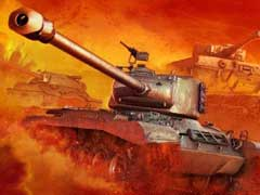 PlayStation 4�ǡ�World of Tanks�פΥ����ץ�¥ƥ��Ȥ���2015ǯ12��4���3��ָ���Ǽ»ܡ����ü������˥ץ�ߥ���ξ��ץ쥼���