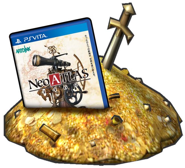 PS Vita「Neo ATLAS 1469」の製品版を使用する体験会が都内で10月14日に開催へ。参加応募は10月