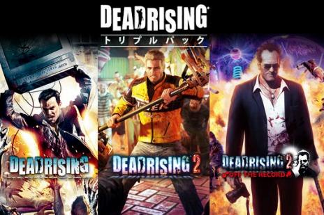 Resultado de imagem para Dead Rising Triple Pack