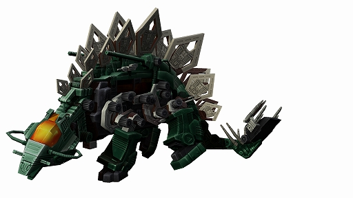 ZOIDS FIELD OF REBELLION