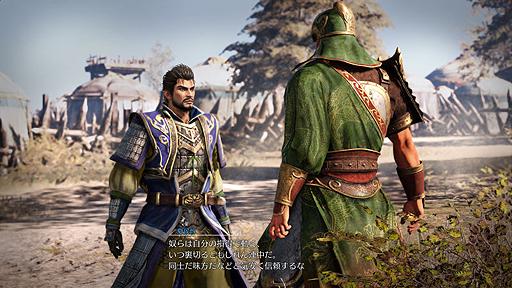 【PS4】「真・三國無双8」シリーズ最高レベルの爽快感をもたらすという「ステートコンボシステム」や,武将「程普」の参戦などが発表
