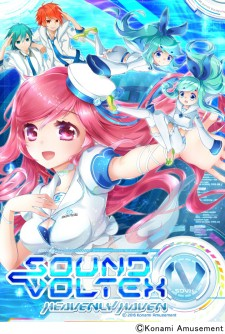 SOUND VOLTEX IV HEAVENLY HAVEN
