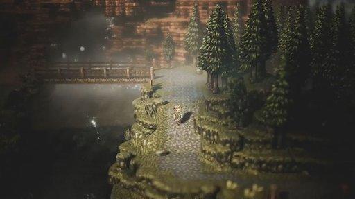 【NS】スクウェア・エニックスの新作RPG「project OCTOPATH TRAVELER」は2018年発売。先行体験版の配信が本日スタート©2ch.netYouTube動画>1本 ->画像>8枚
