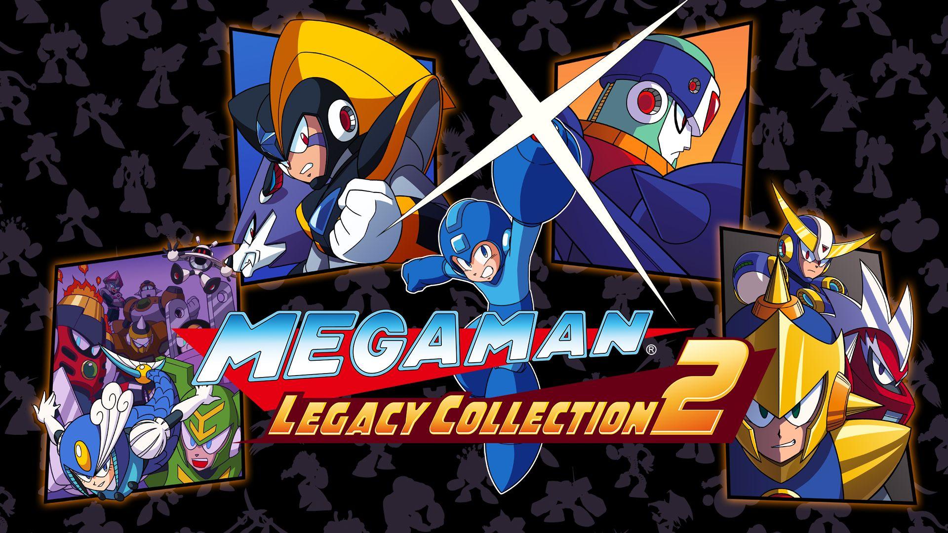 710mega man legacy 2 voltagebd Images