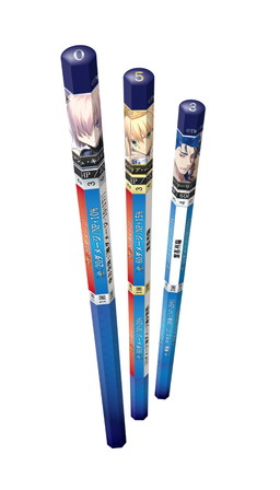 Fate/Grand Order -SUMMON PENCIL SERVANT-