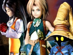 PS4版「FINAL FANTASY IX」,PlayStation Storeで本日配信開始