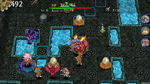ドラゴンファングZ~竜者ロゼと宿り木の迷宮~