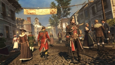 [Assassin's Creed Rogue – Remaster] กับ ภาคที่แสนดำมืดมากที่สุด ได้ถูกคืนชีพอีกครั้ง!!!