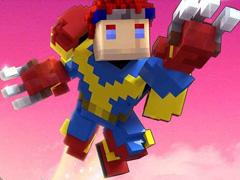 個性的なボクセルキャラクターが世界を駆け回る「Trove」プレイレポート。ブロックで作られたサンドボックスでハクスラとクラフトを楽しもう