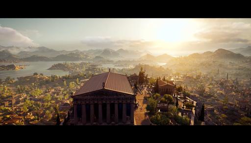 [E3 2018]「Assassin's Creed Odyssey」はPCとPS4,Xbox Oneで2018年10月5日に発売(※日本での展開を追記)