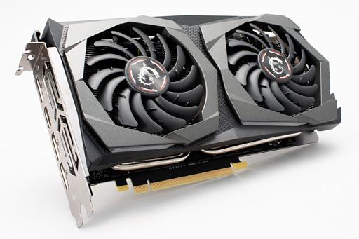 画像(002)「GeForce GTX 1660」レビュー。税別219ドルからという安価なTuringは性能だけでなく消費電力も要注目だ