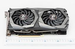 画像(009)「GeForce GTX 1660」レビュー。税別219ドルからという安価なTuringは性能だけでなく消費電力も要注目だ