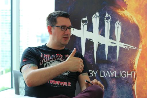 """智能手机版""""Dead by Daylight""""和PC版有什么区别?货币化会怎样?发展Keyman采访-4游戏玩家 -008"""