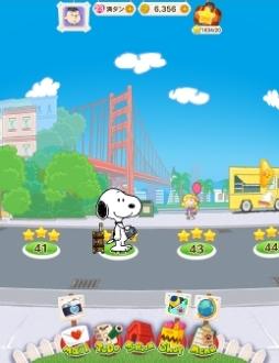 画像(008)スヌーピーのカジュアルゲーム第4弾「スヌーピー パズルジャーニー」が3月中に配信決定。事前登録受付中