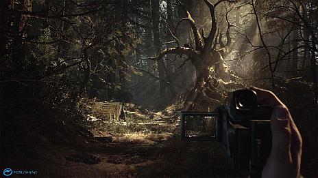 画像(001)映画「ブレア・ウィッチ・プロジェクト」を原作とするホラーゲーム「ブレア・ウィッチ 日本語版」が,PS4/Switch向けに2020年夏リリース