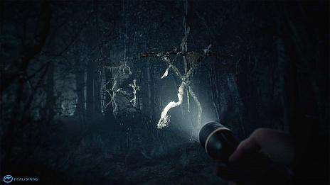 画像(002)映画「ブレア・ウィッチ・プロジェクト」を原作とするホラーゲーム「ブレア・ウィッチ 日本語版」が,PS4/Switch向けに2020年夏リリース