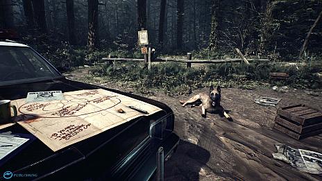画像(003)映画「ブレア・ウィッチ・プロジェクト」を原作とするホラーゲーム「ブレア・ウィッチ 日本語版」が,PS4/Switch向けに2020年夏リリース
