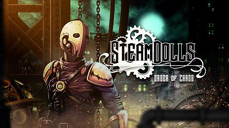 画像(008)「SteamDolls - Order Of Chaos」のKickstarterキャンペーンが開始。俳優のデヴィッド・ヘイター氏が主人公の声を務めるダークメトロイドヴァニア