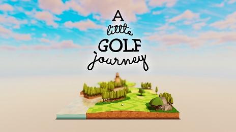 画像集#001のサムネイル/ゴルフアドベンチャー「A Little Golf Journey」がPCとSwitchで本日リリース