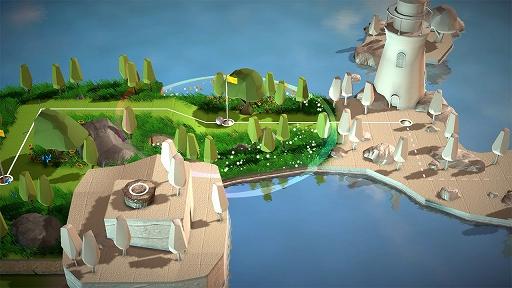 画像集#009のサムネイル/ゴルフアドベンチャー「A Little Golf Journey」がPCとSwitchで本日リリース