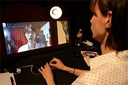 [SIGGRAPH]次世代のディスプレイ技術が垣間見えた,先端技術展示会場「Emerging Technologies」レポート(前編)