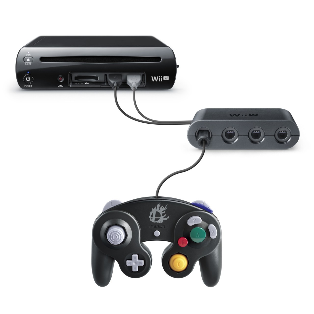 という , [E3 2014]スマブラを遊ぶならゲームキューブコントローラでなくちゃ! という